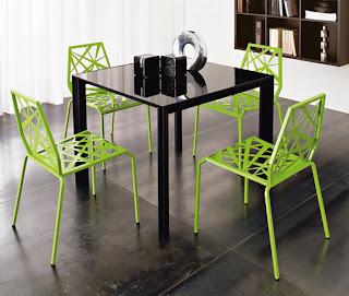 cadeiras modernas para cozinha