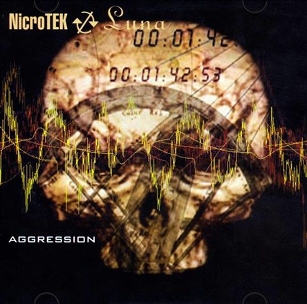 Aggression, Nicrotek One Man Black Metal Band from Surabaya Indonesia, Indonesian One Man Black Metal