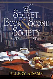 The Secret, Scone & Book Society by Ellery Adams