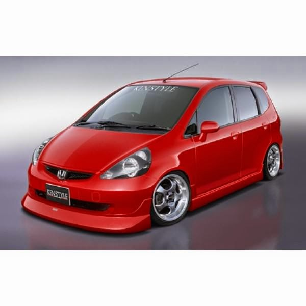 Body Kit Honda Jazz 2004-2006 Kenstyle