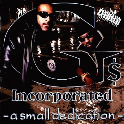 G's Incorporated – A Small Dedication (CD) (1997) (FLAC + 320 kbps)