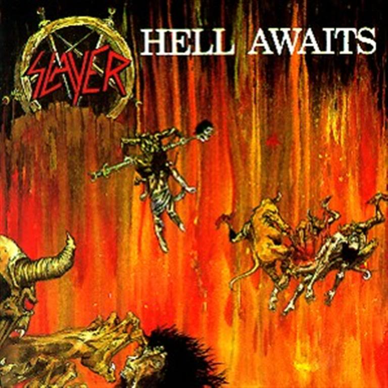 Underworld_Sedative: Slayer - Hell Awaits (1985)