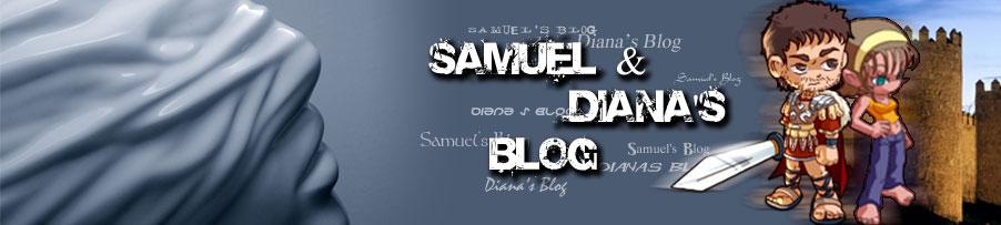 Samuel & Diana's  Blog