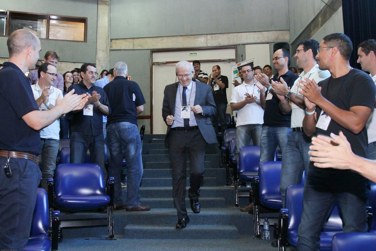 Palestra na empresa TAESA Brasília
