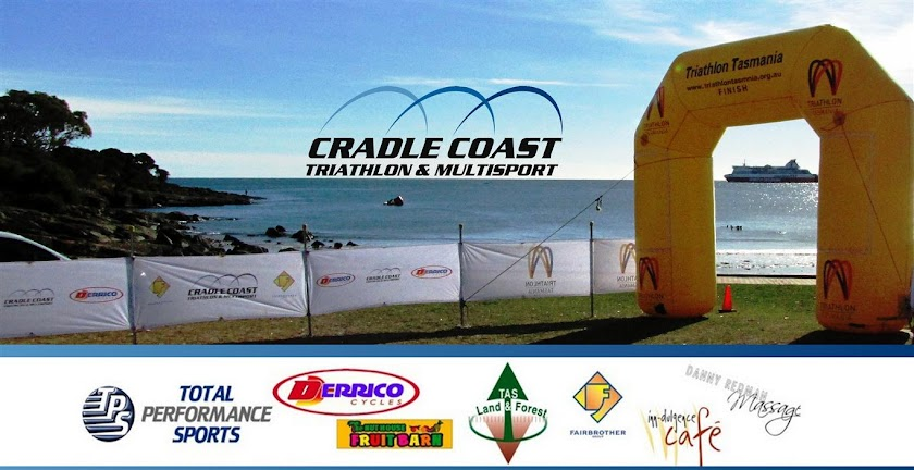 Welcome to Cradle Coast Triathlon & Multisport