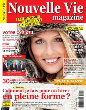 couverture de Nouvelle Vie Magazine N° 5