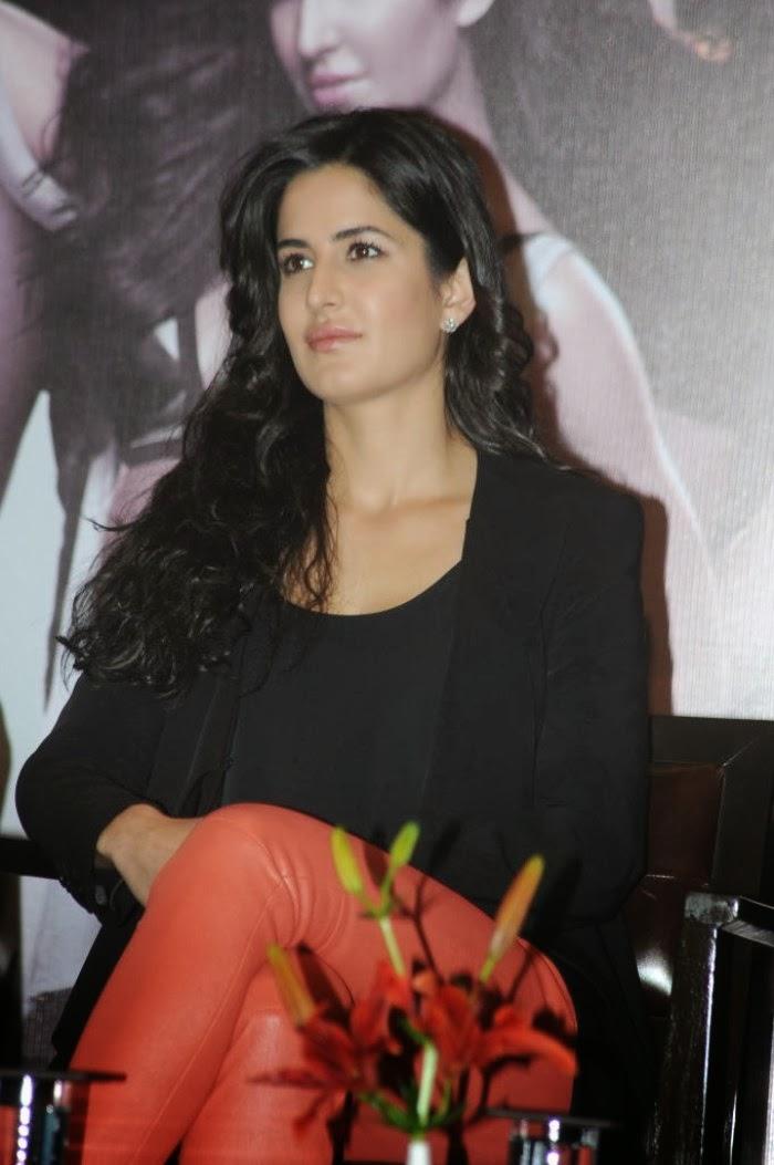 Katrina Kaif New Event Movie Dhoom 3 Advancement SHINER