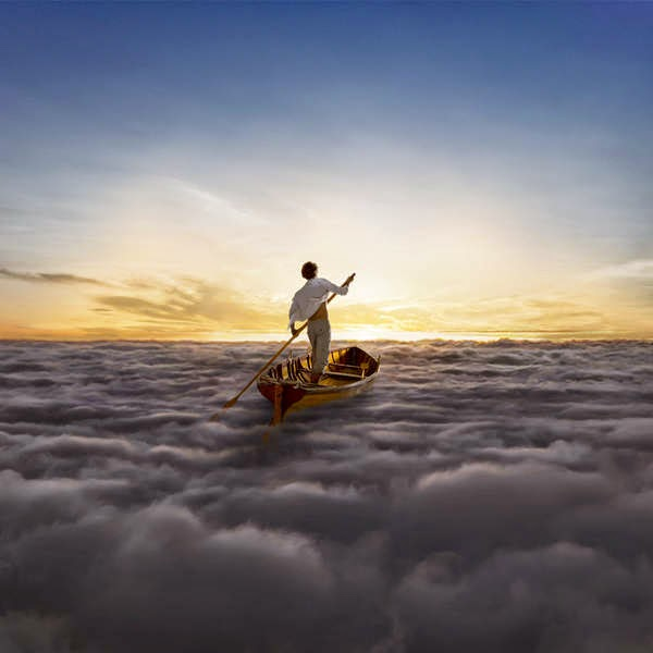Pink Floyd - The Endless River (Deluxe Edition) Cover