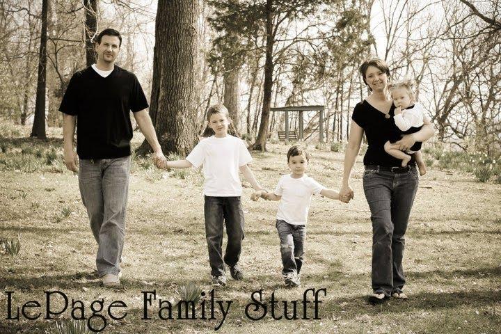 Texas LePage Family