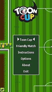 Jogo Copa Toon para Celular