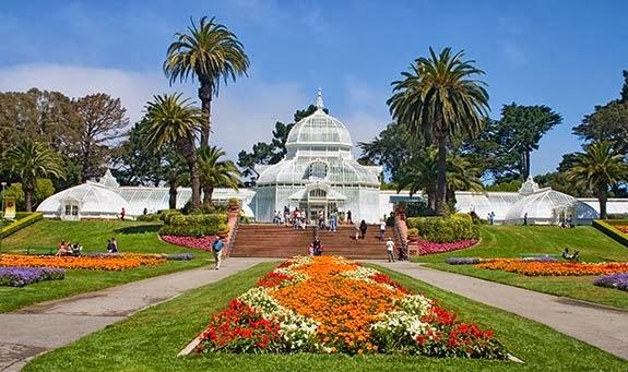 Viajero turismo golden gate park san francisco no confundir con el famoso puente - Pizza jardin san francisco de sales ...