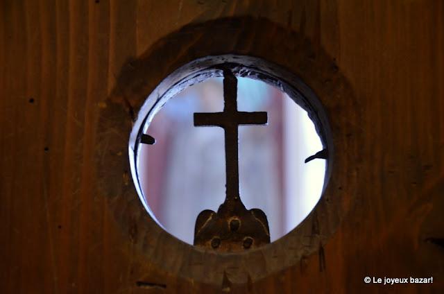Toscane - abbaye du Mont des oliviers