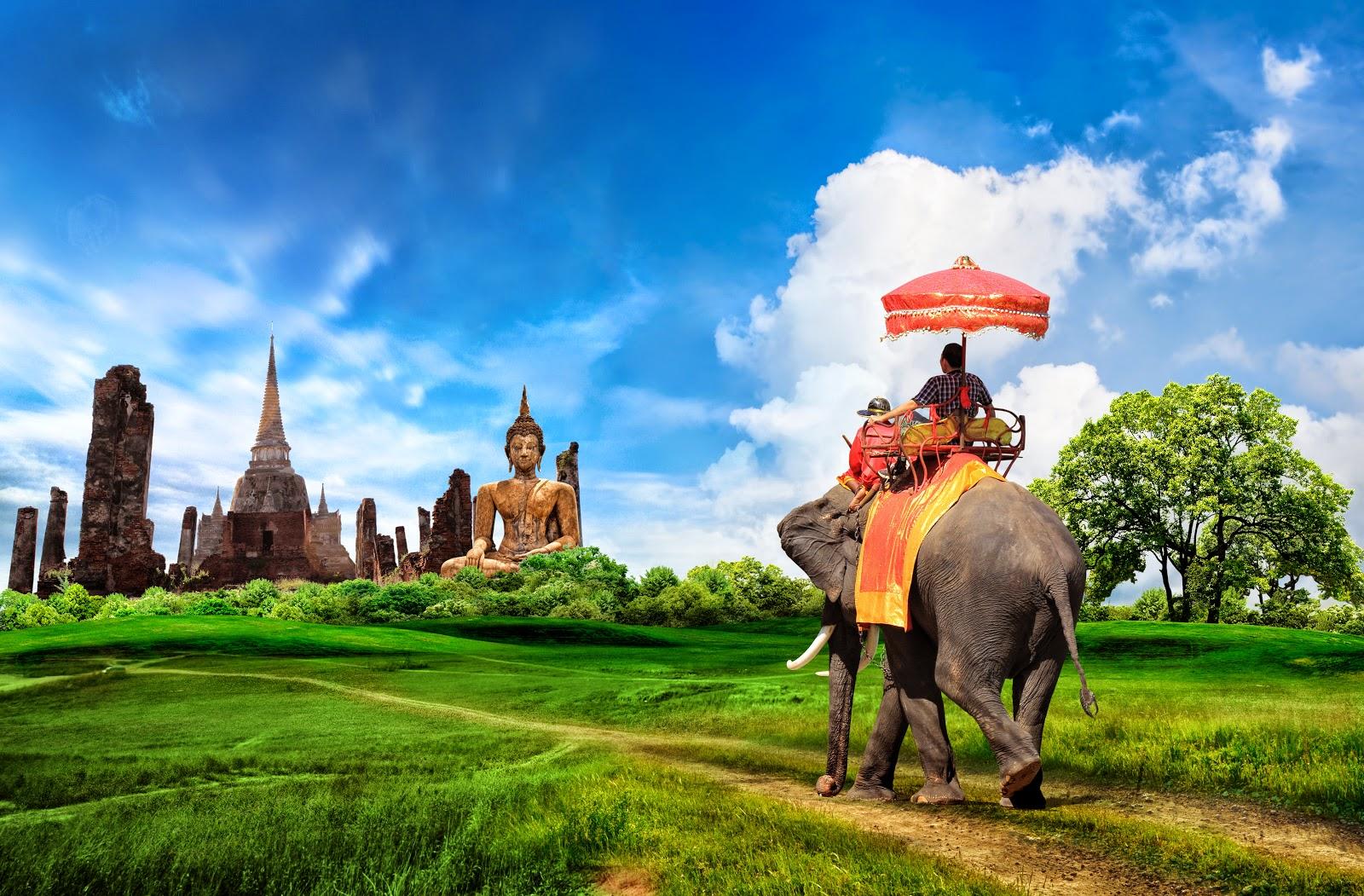Turisme Asia og Hellig Best of Asia
