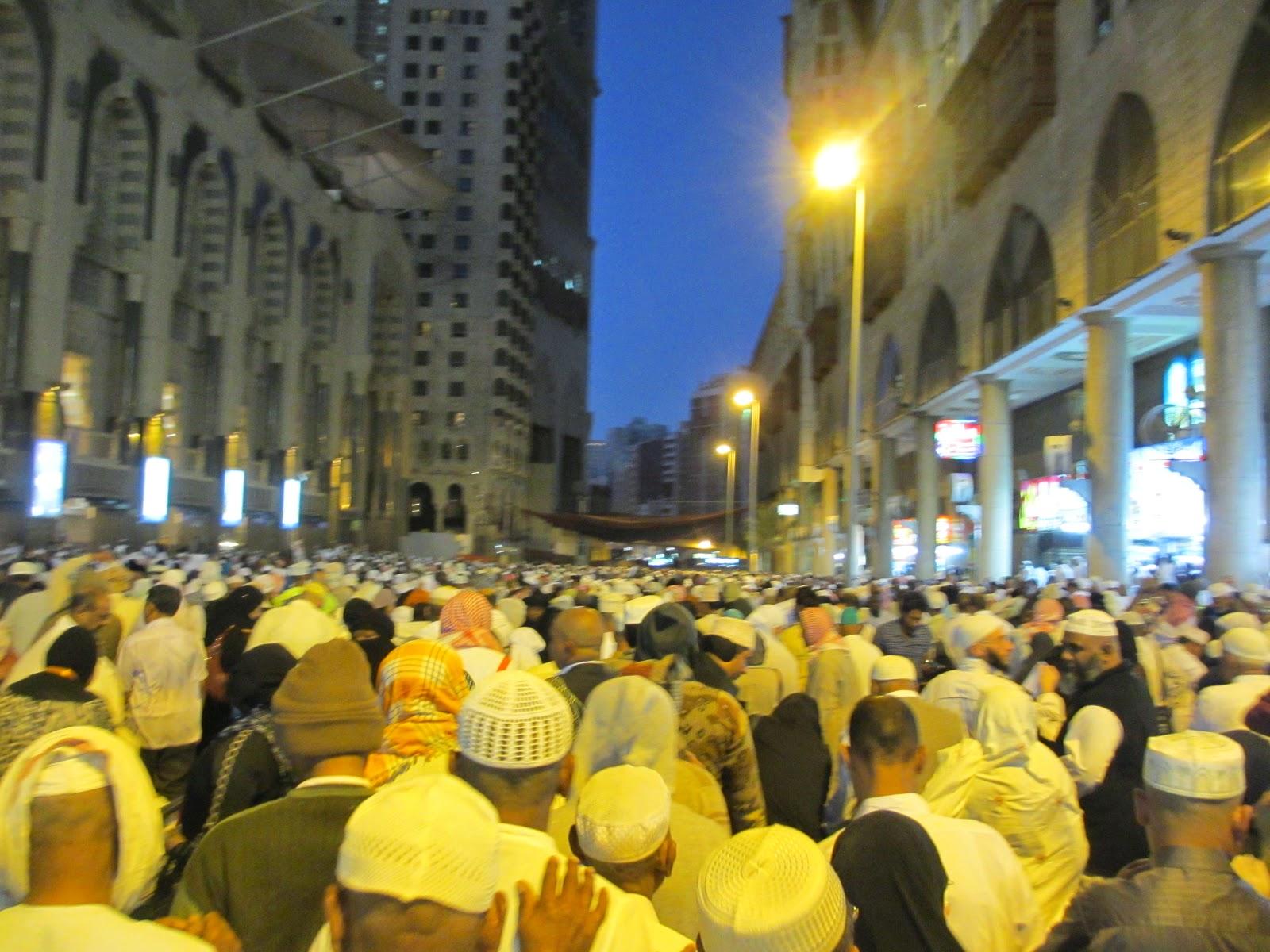 Pengalaman Umrah di Bulan Ramadhan