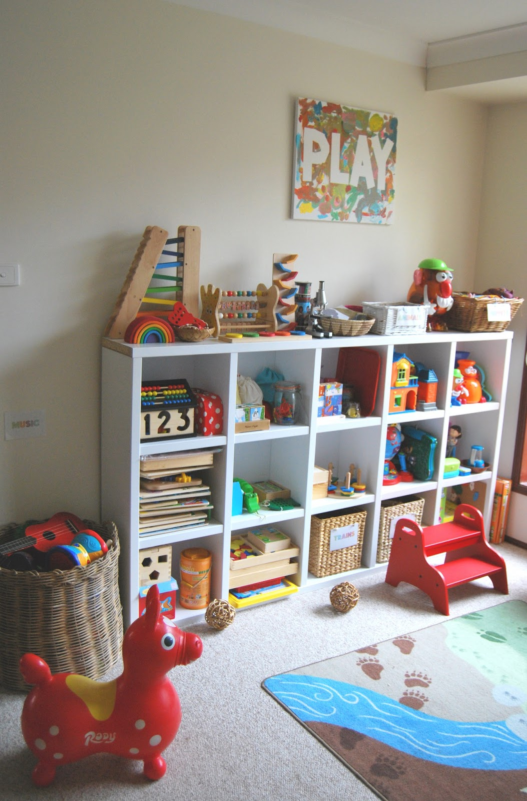 A Little Learning For Two Play Room Tour Part 3 Toy