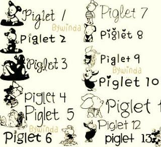 Gambar Dan Kata kata Bbm piglet