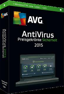 Update Anti Virus AVG