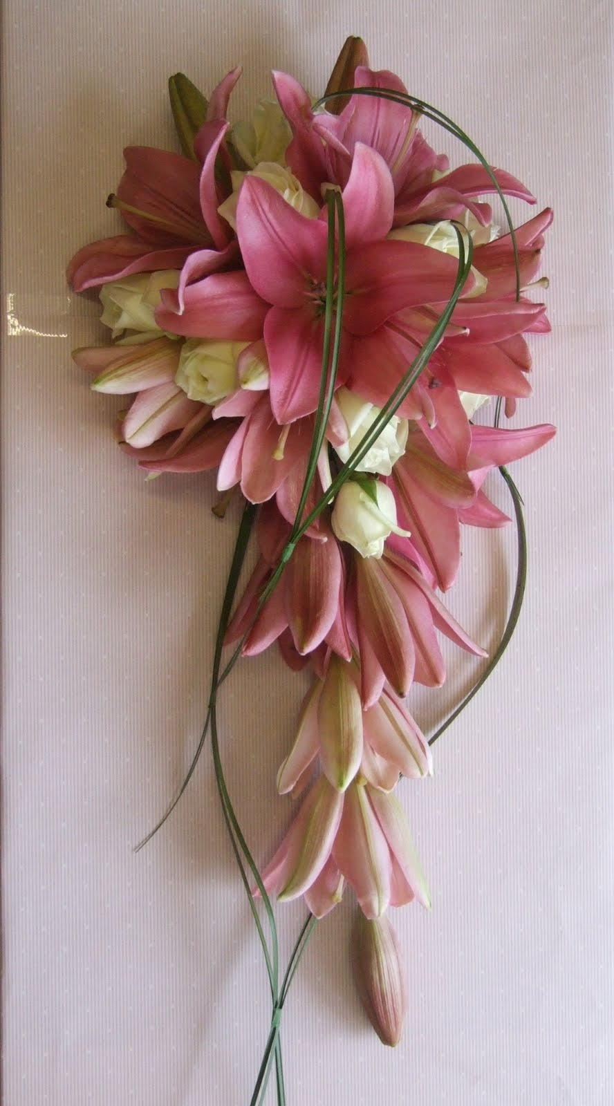 RJ\'s Florist: Pink and White Wedding Flowers