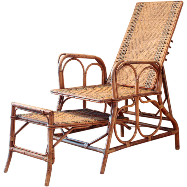 wicker rattan bamboo keen fitting