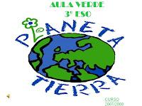 Aula Verde de 3º de ESO. 2007-2008