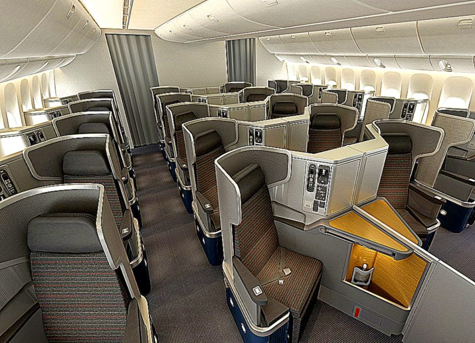 Boeing 777 300er interior bing images for Boeing 777 interior