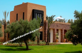 Morocco House Design