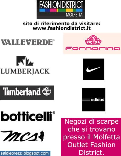 Saldi e Prezzi: 8 negozi di scarpe a Molfetta outlet