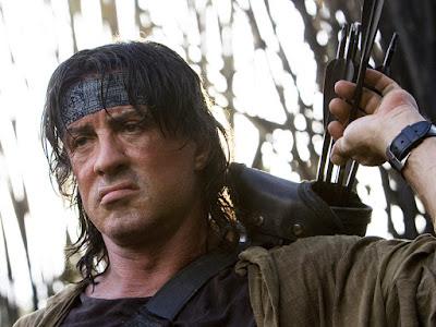 Stallone dice no a Rambo