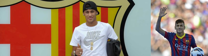 Neymar Barcelona