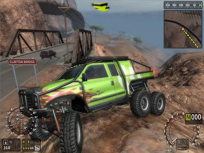 Motor M4X: All Terrain Drivin Pc