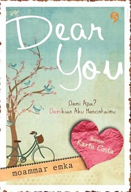 Novel Dear You By Moammar Emka