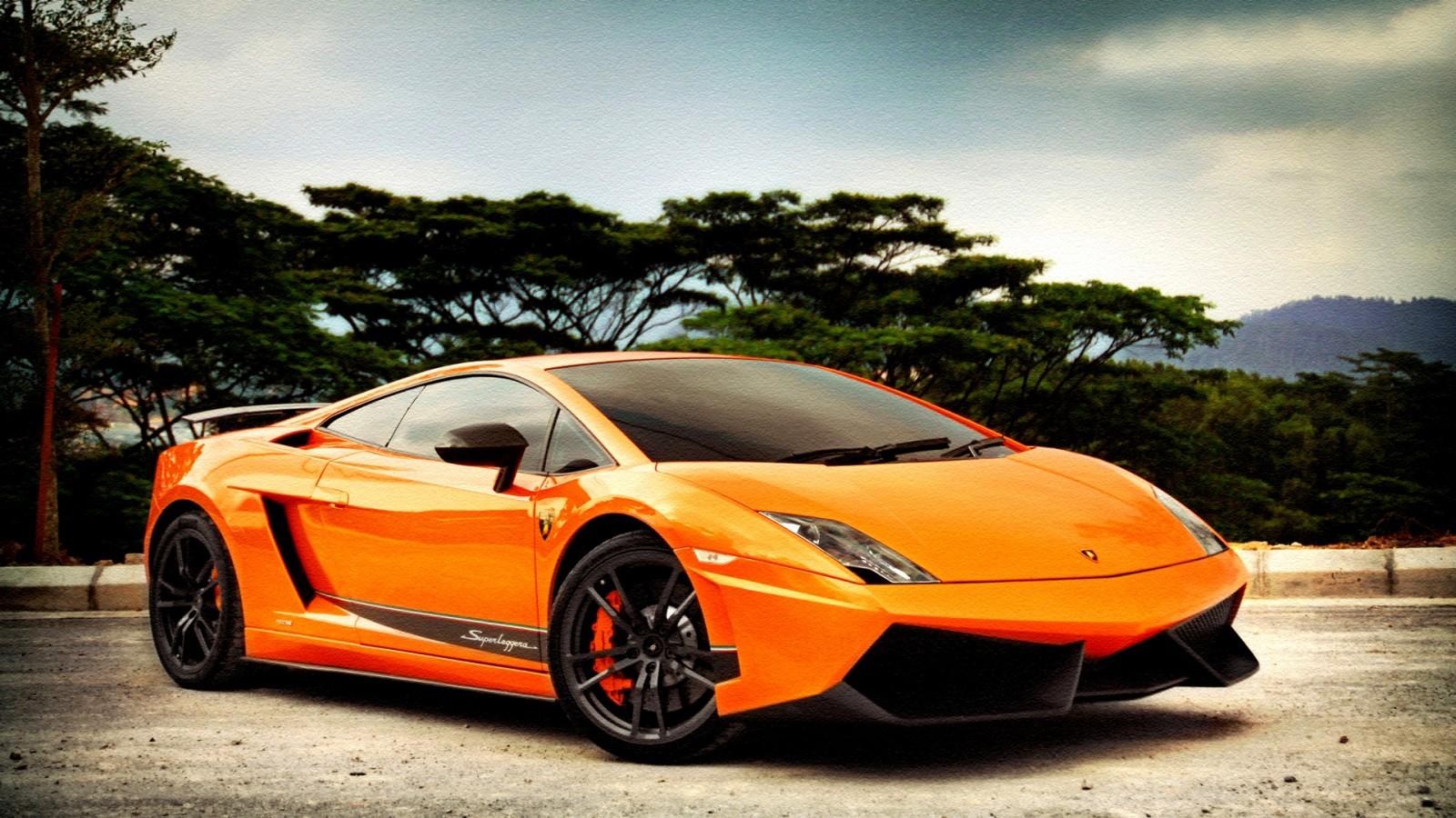 Lamborghini Gallardo Superleggera Wallpaper HD