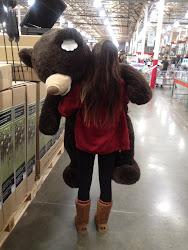 Todo el mundo necesita un abrazo.