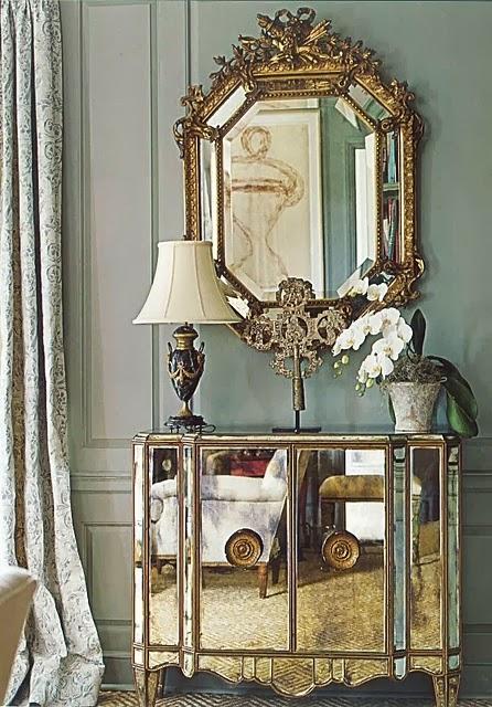 In the name of vintage de espejo for Quien compra muebles usados
