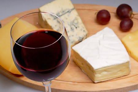 Протеинова диета с вино