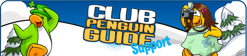 Support ClubPenguinGuide.com