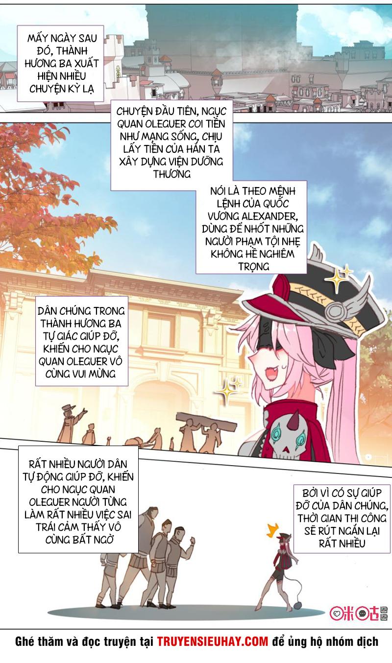Quốc Vương Vạn Tuế chap 108 - Trang 11