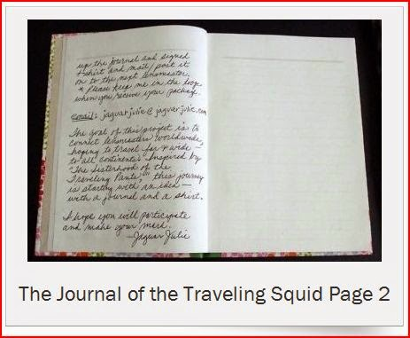 The Journal of the Traveling Squid P2