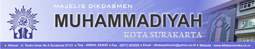 SD Muhammadiyah 4 Surakarta