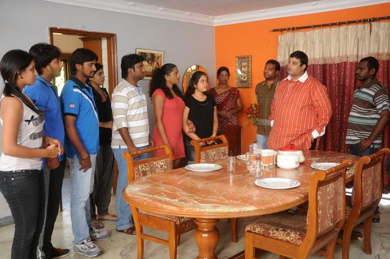 buchi babu movie heroines jyotsna haritha working stills3