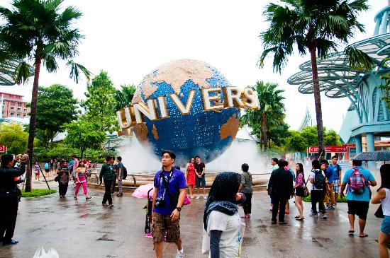 tempat wisata universal studios singapore