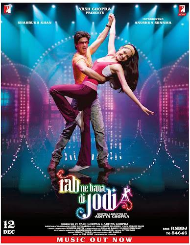 Rab Ne Banadi Jodi (2008) Movie Poster