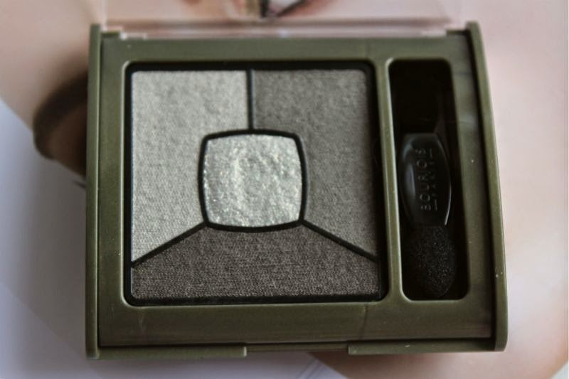 Bourjois Smoky Stories Eyeshadow Quads