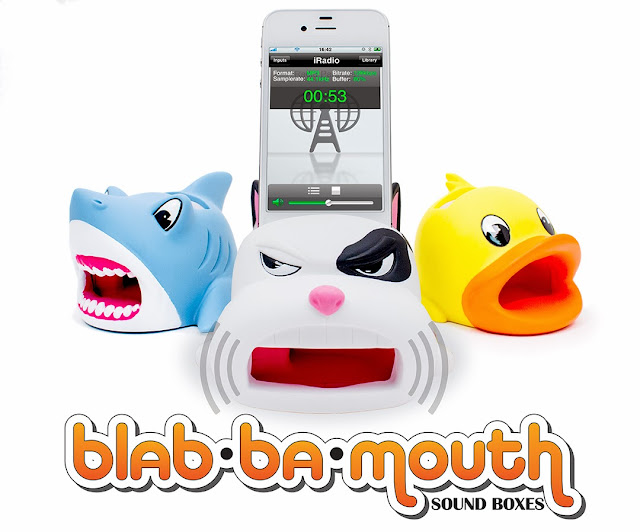 Blab-ba-mouth Sound Boxes | Sound Box