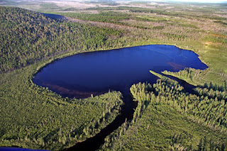 Lake Made By 1908 Tunguska Blast Meteor, Claim Scientists
