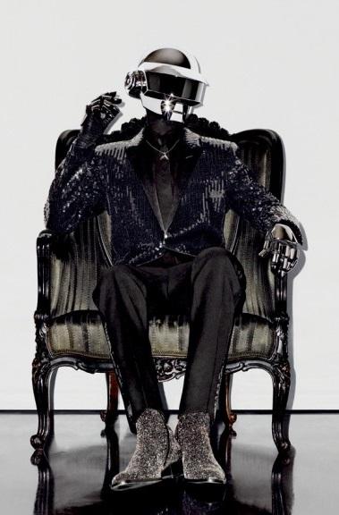 Daft Punk by Maciek Kobielski-2