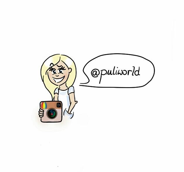 Znajdź mnie na instagramie