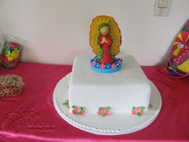 Decoracion Primera Comunion Virgen De Guadalupe ~   decoracion con icopor fiestas de cumplea?os fiestas de la virgen de