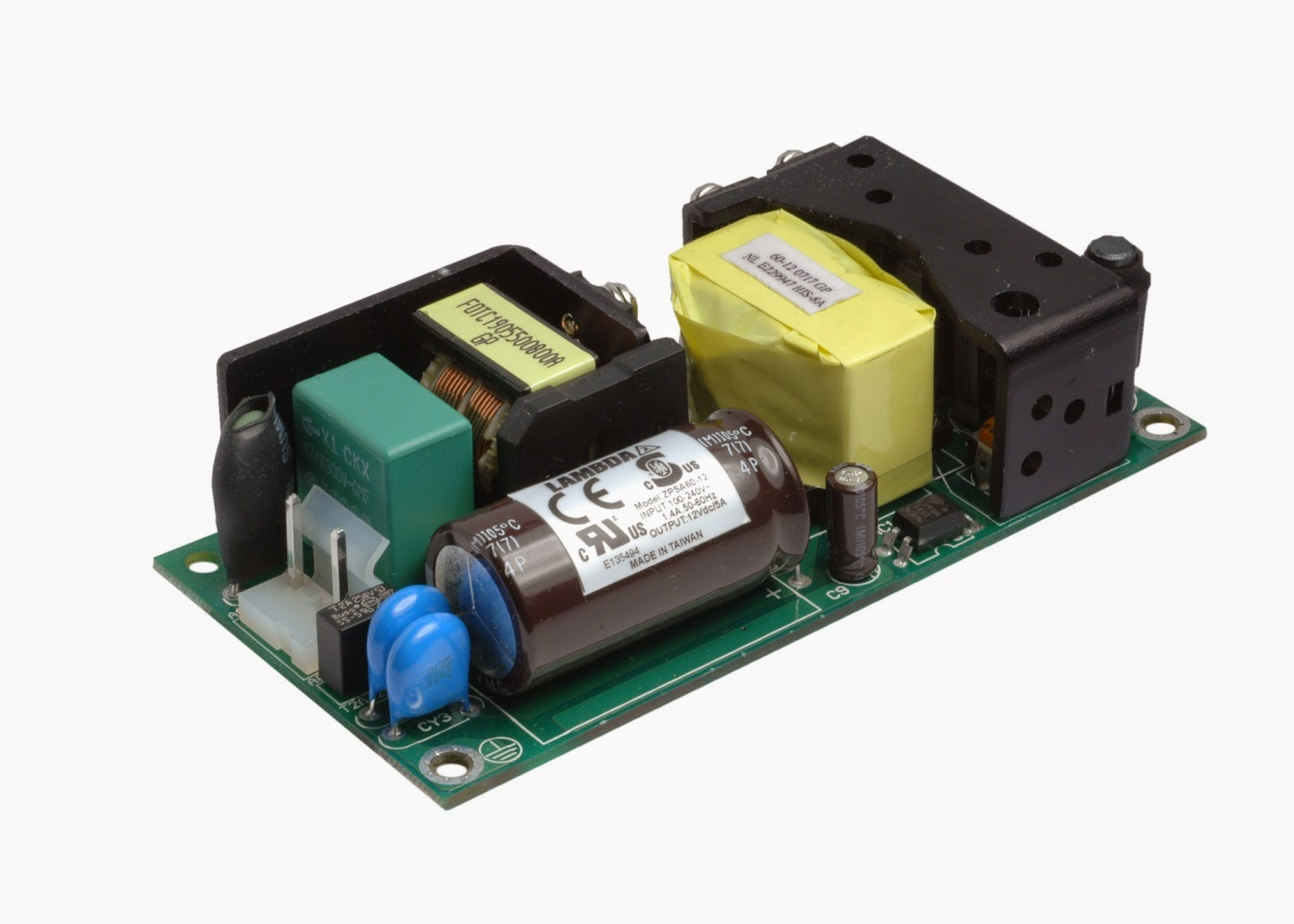 Power Topics for Power Supply Users: Reducing noise on open frame ...