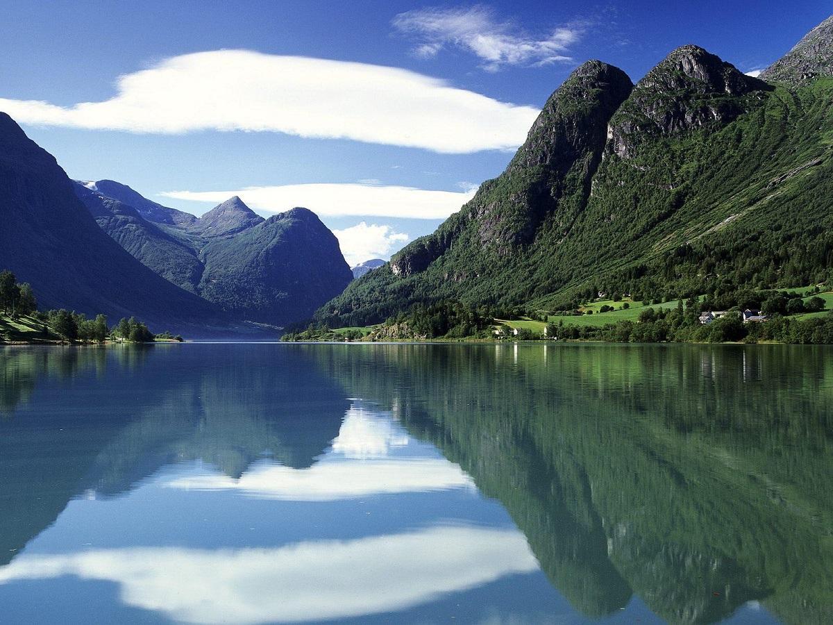 Di qua e di la: FIORDI - Norvegia (Fjord Norway)